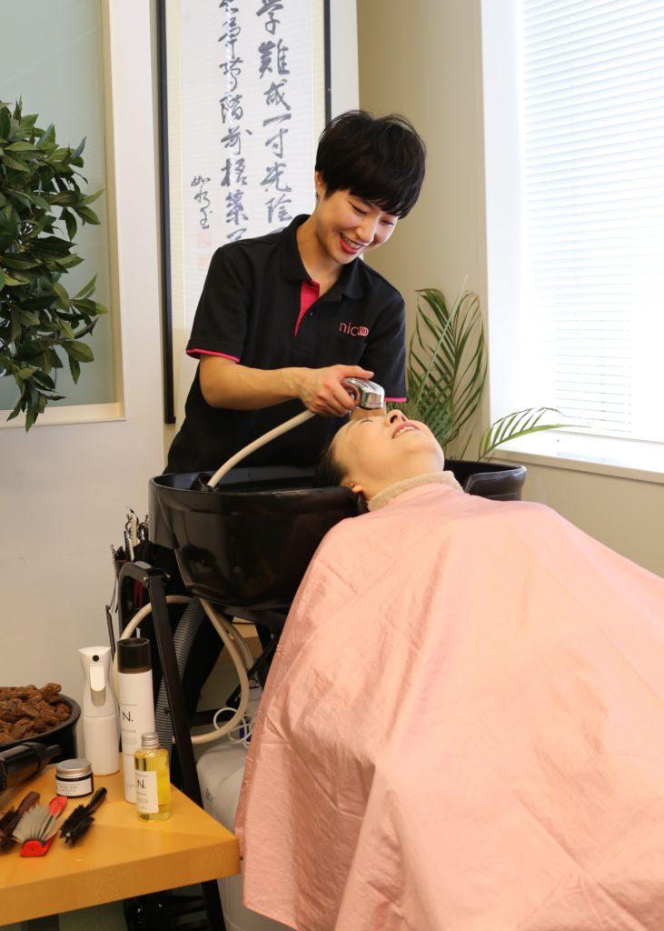 訪問美容サロンnico 訪問美容の始め方①(西東京・武蔵野・三鷹 ライフサポートnico)