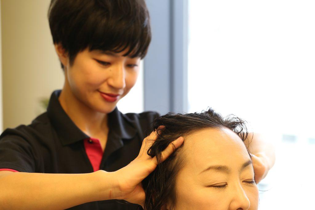訪問美容サロンnico 夏の頭皮ケア&ヘアケア①(吉祥寺 ライフサポートnico)