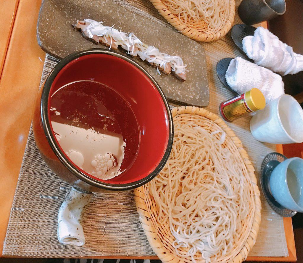 訪問美容サロンnico nico蕎麦部 活動報告①(西東京・武蔵野・三鷹 ライフサポートnico)