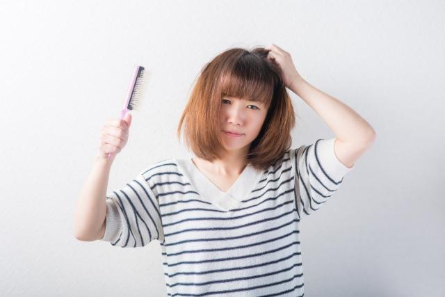 訪問美容サロンnico髪が広がる方(西東京・武蔵野・三鷹 ライフサポートnico)